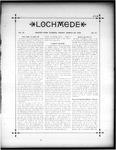 Lochmede, Vol 03, No 13, March 29, 1889 by Lochmede