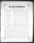 Lochmede, Vol 03, No 14, April 05, 1889 by Lochmede