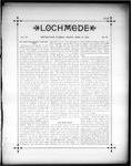 Lochmede, Vol 03, No 15, April 12, 1889 by Lochmede