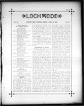 Lochmede, Vol 03, No 16, April 19, 1889 by Lochmede