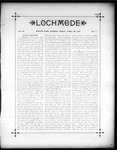 Lochmede, Vol 03, No 17, April 26, 1889 by Lochmede