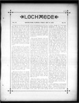 Lochmede, Vol 03, No 19, May 10, 1889 by Lochmede