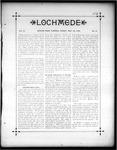 Lochmede, Vol 03, No 21, May 24, 1889 by Lochmede