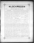 Lochmede, Vol 03, No 22, May 31, 1889 by Lochmede