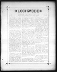 Lochmede, Vol 03, No 24, June 14, 1889 by Lochmede