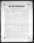 Lochmede, Vol 03, No 25, June 21, 1889 by Lochmede