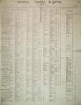 Orange County Reporter, March 20, 1884