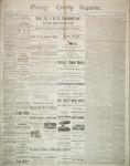 Orange County Reporter, July 10, 1884
