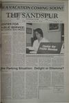 Sandspur, Vol 100 No 05, October 13, 1993