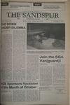 Sandspur, Vol 100 No 06, October 20, 1993 by Rollins College