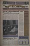 Sandspur, Vol 101 No 06, October 13, 1994