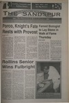 Sandspur, Vol 101 No 22, April 6, 1995 by Rollins College