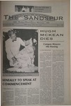 Sandspur, Vol 101, No 25, May 11, 1995 by Rollins College