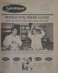 Sandspur, Vol 102 No 01, August 24, 1995