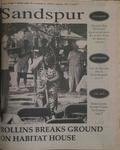 Sandspur, Vol 102 No 07, October 5, 1995 by Rollins College
