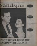 Sandspur, Vol 102 No 08, October 12, 1995