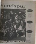 Sandspur, Vol 102 No 10, November 2, 1995 by Rollins College