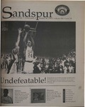 Sandspur, Vol 102 No 14, January 18, 1996 by Rollins College