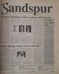 Sandspur, Vol 102 No 16, April 25, 1996
