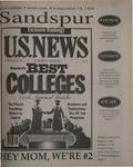 Sandspur, Vol 102, No 04, September 14, 1995