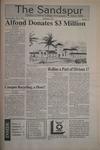 Sandspur, Vol 103 No 04, September 26, 1996 by Rollins College