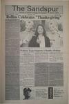 Sandspur, Vol 103 No 10, November 21, 1996