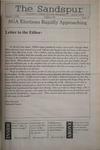 Sandspur, Vol 104 No 15, March 5, 1998