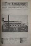 Sandspur, Vol 104 No 17, March 19, 1998