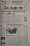 Sandspur, Vol 105 No 02, September 24, 1998