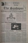 Sandspur, Vol 105 No 03, October 1, 1998