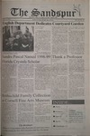 Sandspur, Vol 105 No 15, March 25, 1999 by Rollins College