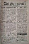 Sandspur, Vol 105 No 17, April 8, 1999 by Rollins College