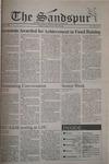 Sandspur, Vol 105 No 19, April 22, 1999