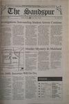 Sandspur, Vol 106 No 09, November 12, 1999 by Rollins College