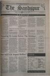 Sandspur, Vol 106 No 11, December 3, 1999