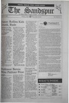 Sandspur, Vol 106, No 21, April 28, 2000 by Rollins College