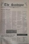 Sandspur, Vol 107 No 02, September 15, 2000