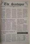 Sandspur, Vol 107 No 09, November 10, 2000
