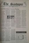 Sandspur, Vol 107 No 10, November 17, 2000