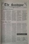 Sandspur, Vol 107 No 11, December 1, 2000