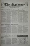 Sandspur, Vol 107 No 23, April 20, 2001