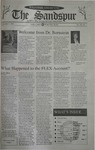Sandspur, Vol 108, No 01, September 07, 2001