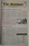 Sandspur, Vol 108, No 07, October 26, 2001