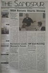 Sandspur, Vol 109, No 02, September 27, 2002