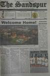 Sandspur, Vol 110, No 01, August 20, 2003