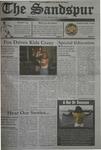 Sandspur, Vol 110, No 06, October 03, 2003