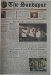 Sandspur, Vol 110, No 09, October 31, 2003 by Rollins College