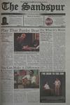 Sandspur, Vol 110, No 11, November 21, 2003
