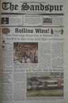 Sandspur, Vol 110, No 19, March 19, 2004 by Rollins College