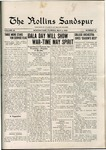 Sandspur, Vol. 20 No. 32, May 4, 1918.